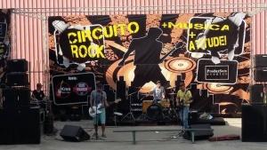 """Viaduto Metálico recebe """"Big Festival da Música"""""""