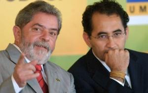 João Paulo e Lula