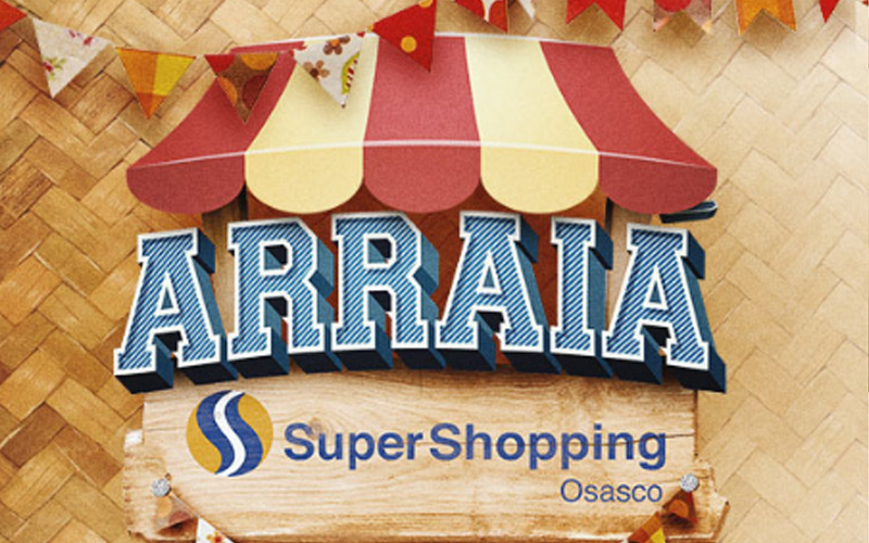 Arraiá do SuperShopping