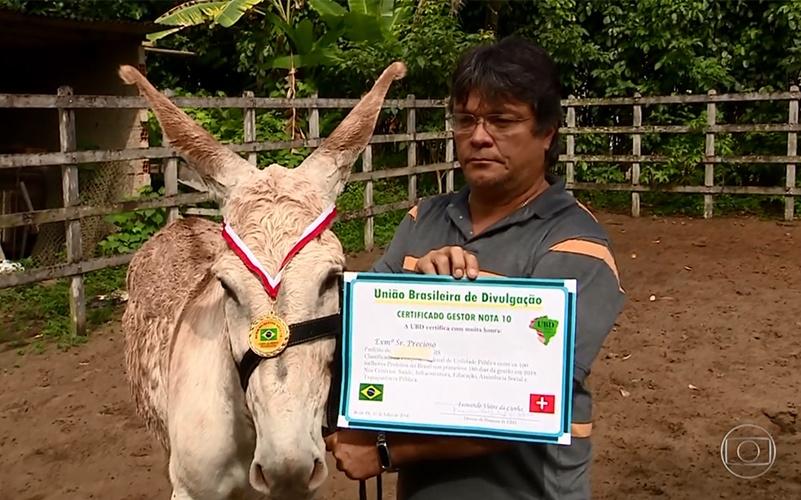 Jumento melhor prefeito do Brasil