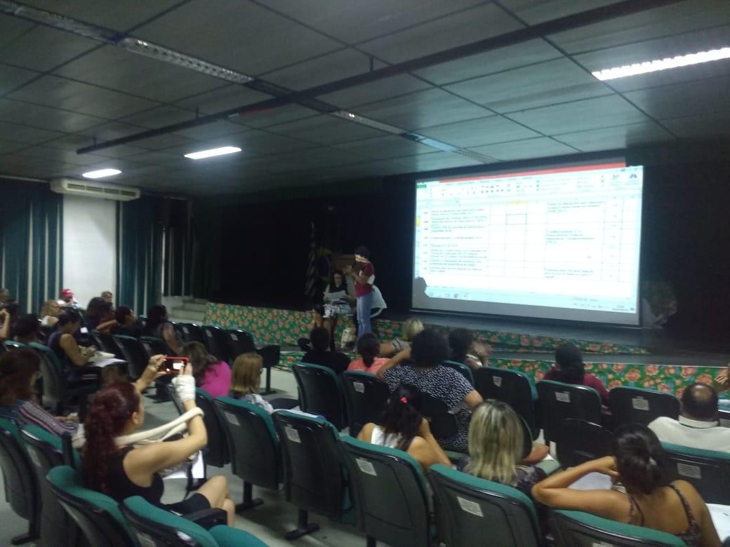 Conferência Municipal de Saúde.