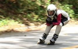 É de Osasco, a 1ª brasileira convocada para o mundial de patins, na Espanha