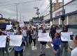 Manifestação moradia