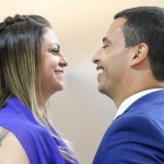 Pref Rogério lins e Esposa