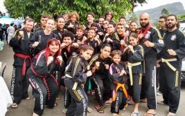 Equipe Calheiros de Osasco é campeã da 4ª Copa Paulista de Hapkido