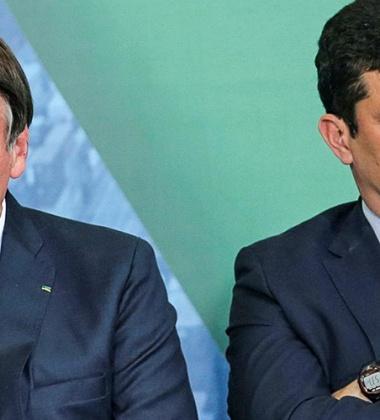 Moro e Bolsonario
